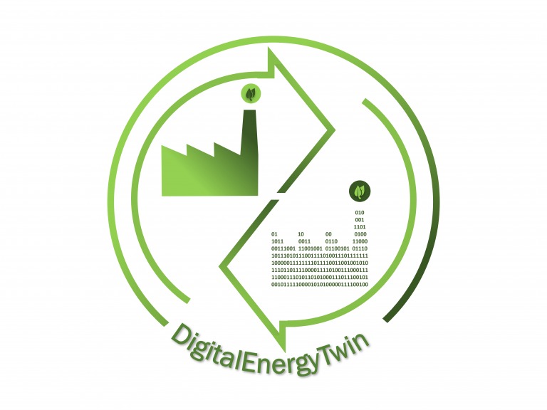 Logo Digital Energy Twin - DET