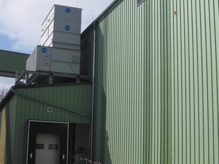 Umbau Kühlhaus