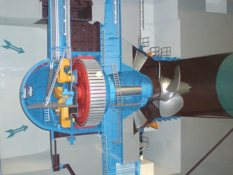 KW Greifenstein - Turbine